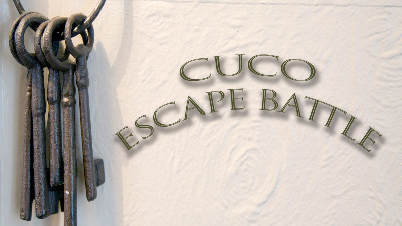 CuCo Escape Battle